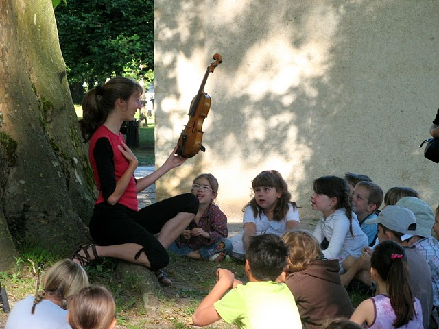 Les contes du violon 2